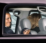 Obama coa súa preciada Blackberry